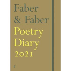 2021 Faber & Faber Poetry Diary