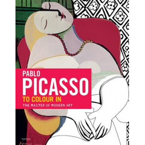 Picasso: The Colouring Book