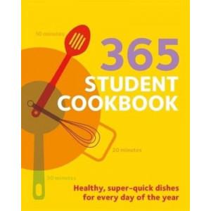 365 Student Cookbook