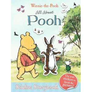 All About Pooh Sticker Storybook