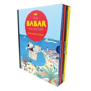Babar Collection: Four Classic Stories, The