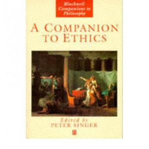 Companion to Ethics, A
