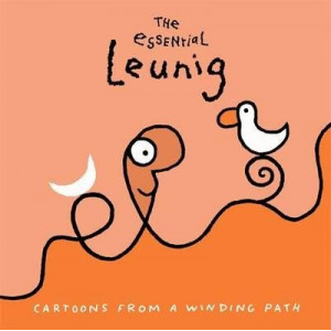 Essential Leunig Cartoons From a Winding Path