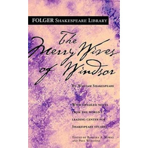Merry Wives of Windsor : Folger Edition