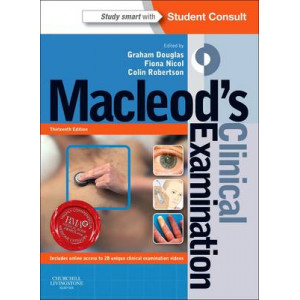 Macleod's Clinical Examination (with STUDENT CONSULT Access) 13E