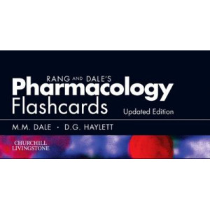 Rang & Dale's Pharmacology Flashcards