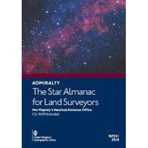 The Star Almanac for Land Surveyors 2018