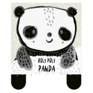 Wee Gallery Cloth Books: Roly Poly Panda