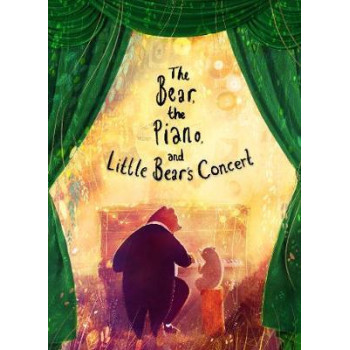 Bear,  Piano and Little Bear's Concert