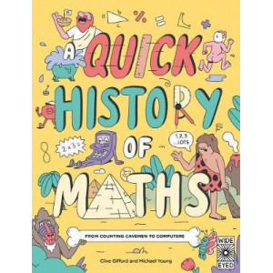 A Quick History of Maths: From Counting Cavemen to Big Data