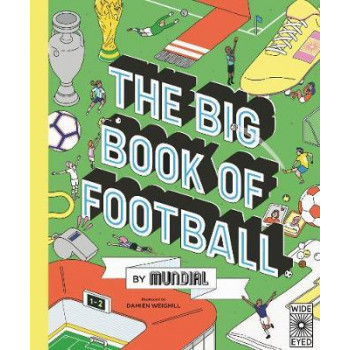 Big Book Of Fooball