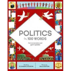 World Politics in 100 Words: Start conversations and spark inspiration