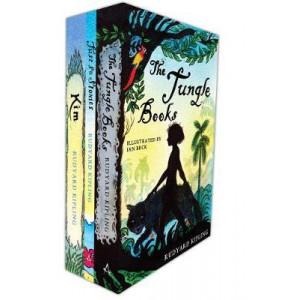 Illustrated Kipling Classics
