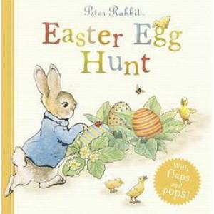 Peter Rabbit Easter Egg Hunt: Board Book