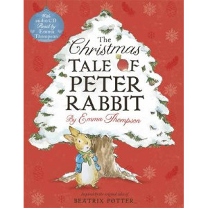 Christmas Tale of Peter Rabbit Book & CD