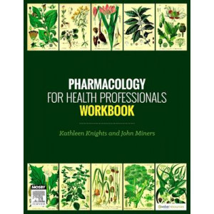 Pharmacology for Health Professionals Workbook (4e)