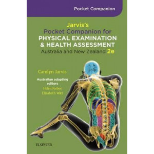 Pocket Companion to Jarvis's Physical Examination and Health    Assessment ANZ edition 2e