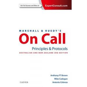 Marshall & Ruedy's On Call - Australian Edition (3rd Revised edition, 2016)