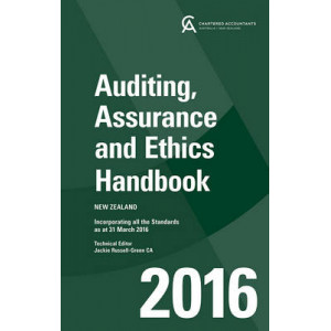 Auditing, Assurance and Ethics Handbook 2016 New Zealand