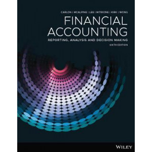Financial Accounting: Reporting, Analysis And Decision Making (6th Edition, 2018 w/- eTXT code)
