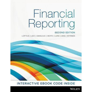 Financial Reporting (2nd Revised edition) w/- ETXT