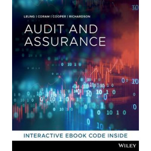 Audit and Assurance Services 7E book + ebook