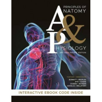 Principles of Anatomy and Physiology book + ebook   (2nd Asia Pacific Edition)