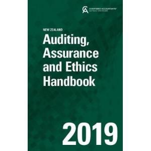 Auditing, Assurance and Ethics Handbook 2019 New Zealand