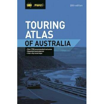 Touring Atlas of Australia 28th ed