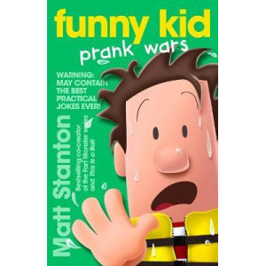 Funny Kid Prank Wars (Funny Kid, Book 3)