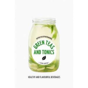 Hachette Healthy Living: Green Teas and Tonics