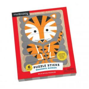 Animals Puzzle Sticks