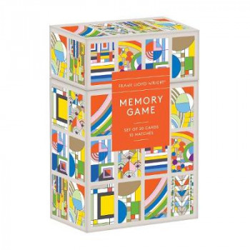Frank Lloyd Wright Memory Game