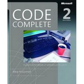 Code Complete : A Practical Handbook of Software Construction 2E