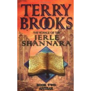 Antrax: The Voyage of the Jerle Shannara 2