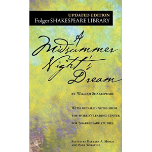 Midsummer Night's Dream (Folger Shakespeare)