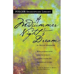 Midsummer Night's Dream (large format Folger Shakespeare)