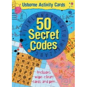 50 Secret Codes Cards
