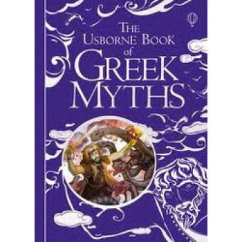 Usborne Book of Greek Myths