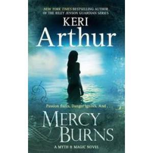 Mercy Burns : Myth and Magic Series #2