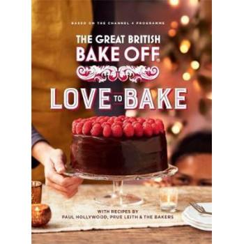 Great British Bake Off: Love to Bake