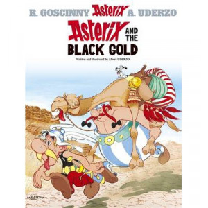 Asterix & Black Gold