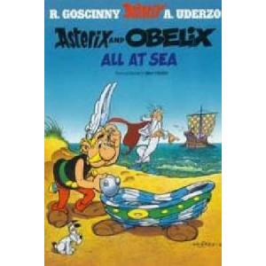 Asterix & Obelix All At Sea