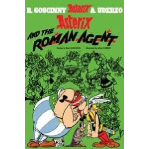 Asterix and the Roman Agent   HARDCOVER EDITION
