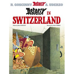 Asterix in Switzerland : Hardcover