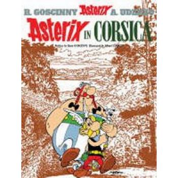 Asterix in Corsica: Hardcover