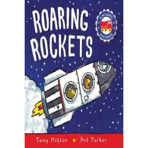 Amazing Machines: Roaring Rockets