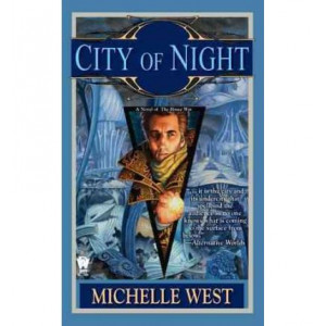 City of Night: The House Wars: Book #02