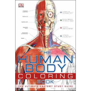 Human Body Colouring Book, The