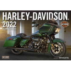 2022 Harley-Davidson Calendar